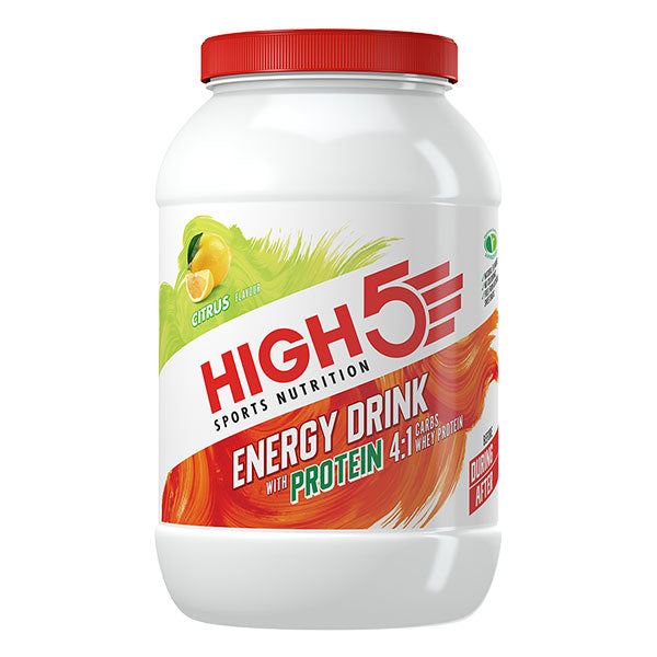 Nutri-Bay - High5 - Energy Drink with Protein 4:1 (1,6kg) - Agrumes (Citrus)