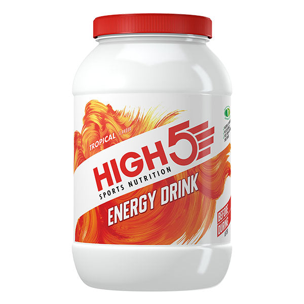 Nutri-Bay HIGH5 – Boisson Energy Drink (2.2kg) - Tropical