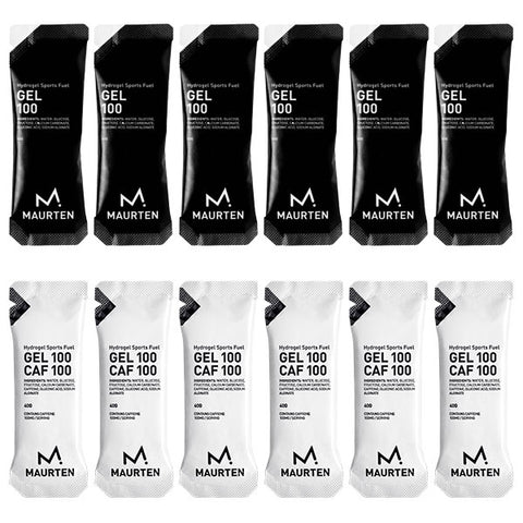 Maurten Gel 6 + 6 Mix Pack (12x40)