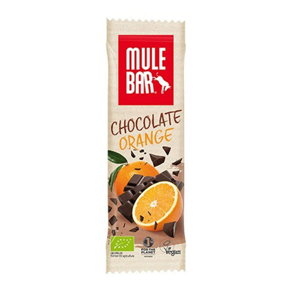 Nutri-Bay MULEBAR - Organic Energy Bar (40g) - Chocolate Orange
