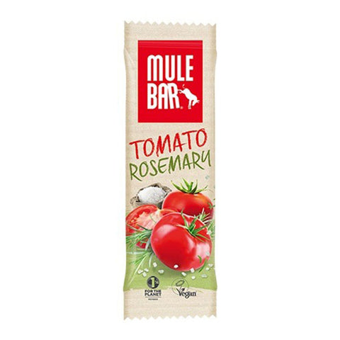 Nutri-Bay MULEBAR - Barre Énergétique (40g) - Tomato Rosemary - Tomate Romarin