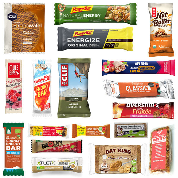 Nutri-bay | Multi-Brands - Energy Bars - Discovery Pack