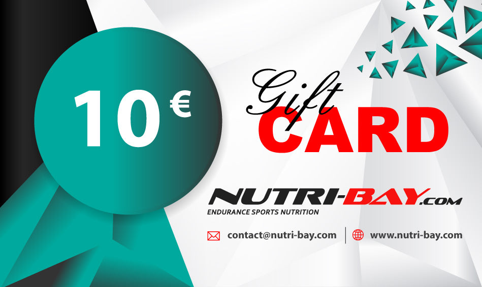 Nutri-Bay Gift Card 10 € - available instantly