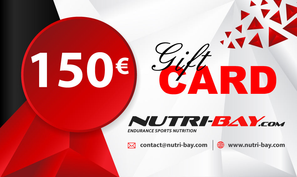 Nutri-Bay Gift Card 150€ - disponible instantanément