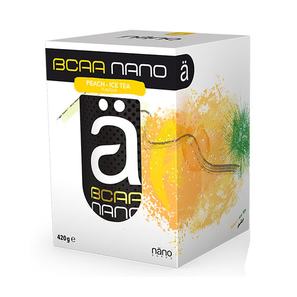 Nutri-Bay | NANO - Nano BCAA (420G) - Peach Ice-Tea