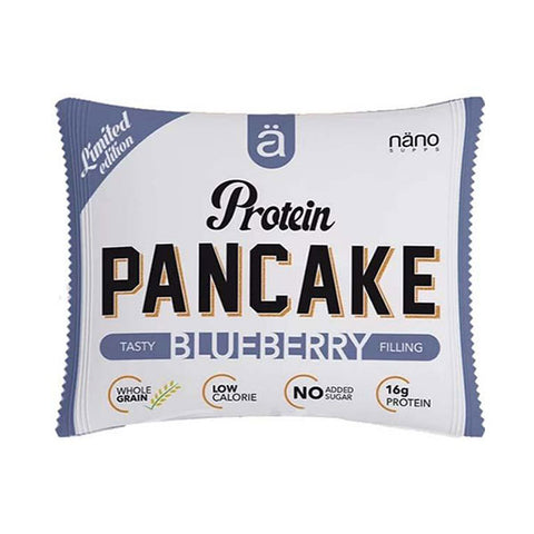 Nutri-Bay Nano Ä - Protein Pancake - Blueberry - Limited Edition