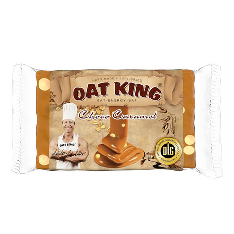 Nutri-Bay Oat King Energy Bar (95g) - Choco Caramel