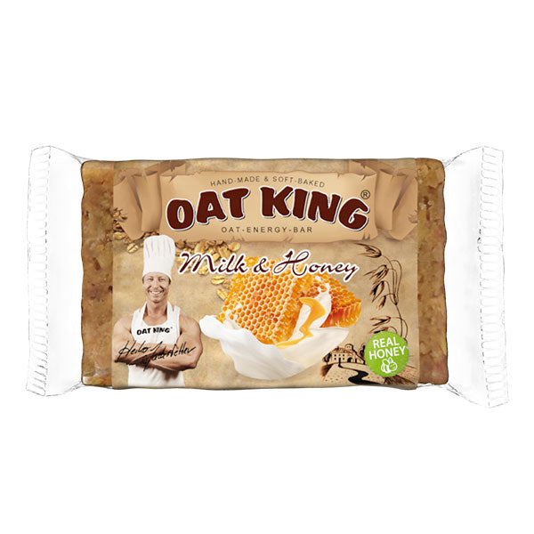 Nutri-Bay Oat King Energy Bar (95g) - Milk & Honey