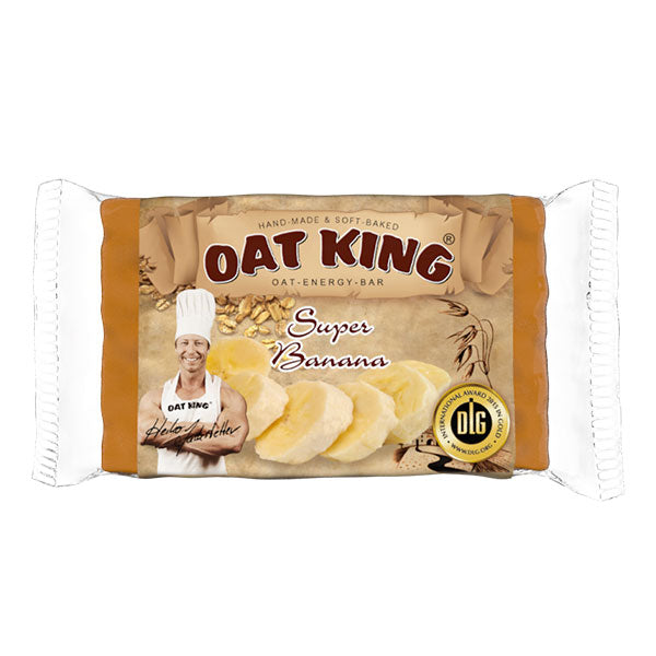 Nutri-Bay Oat King Energy Bar (95g) - Super Banana
