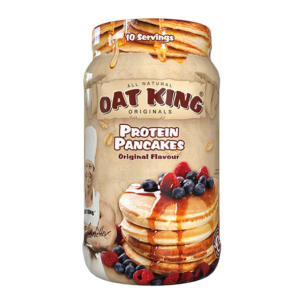 Nutri-Bay Oat King - Protein Pancake Mix (500g) - Original Flavor