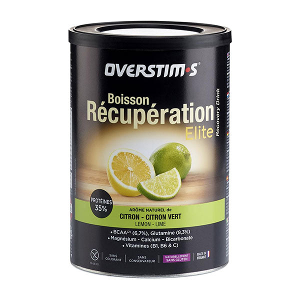 Nutri-Bay Overstim's Lemon-Lime Elite Recovery Drink