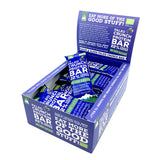 Nutri-Bay PALEO CRUNCH - Organic / Protein Bar 20% - Blueberry - Who Berry Blueberry - box