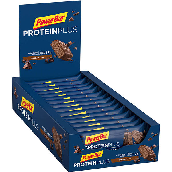 Nutri-bay | POWERBAR - 30% Protein Plus Barre Box (15x55g) - Chocolate