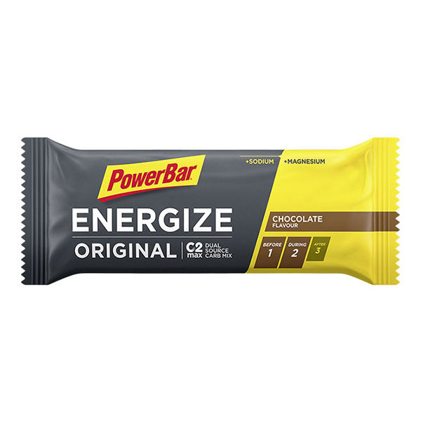 Nutri-Bay POWERBAR - C2 MAX Energy Bar (55g) - Chocolate