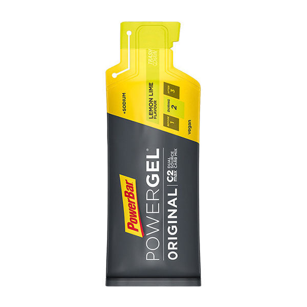 Nutri-Bay POWERBAR - Gel Énergétique Powergel Original (41g) - Lemon-Lime