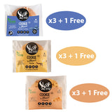 Nutri-Bay | STAY'ACTIV - 9 + 3 Kostenloses Cookie Mega Mix Pack