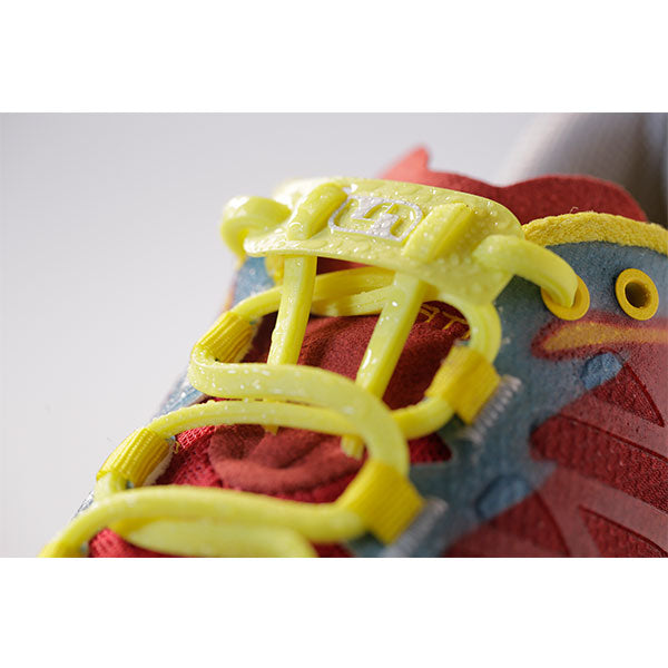 Nutri-Bay Laces Unchain - Bright Yellow