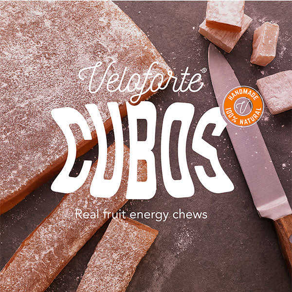 Veloforte Cubos - Real Fruit Energy Chews