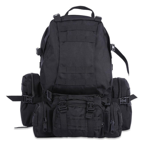 50L Multifunctional Camouflage Backpack