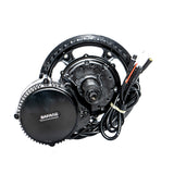 48V 750W Mid Drive Electric Bike Conversion Kit