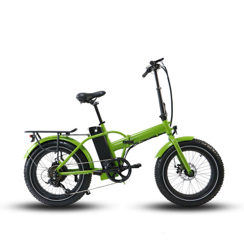 "20"" ALL TERRAIN FOLDING Electric Bicycle"