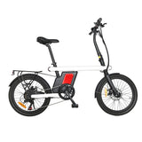 "20"" Qik.Bike 250W Z1 City Touring Electric Bicycle"