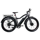 "26"" Qik.Bike ALL TERRAIN DUAL MOTOR Electric Bicycle"