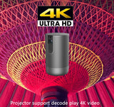 1920x1080 4K 3D Full HD Android Projector