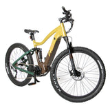 "26"" 1000W ALL TERRAIN MID MOTOR Electric Bicycle"