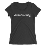 Adirondacking - Triblend Tech Tee