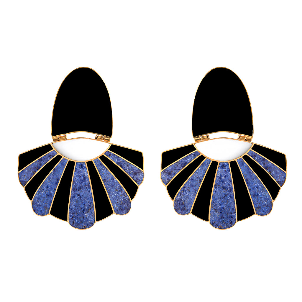 Mullu Chandelier Earrings