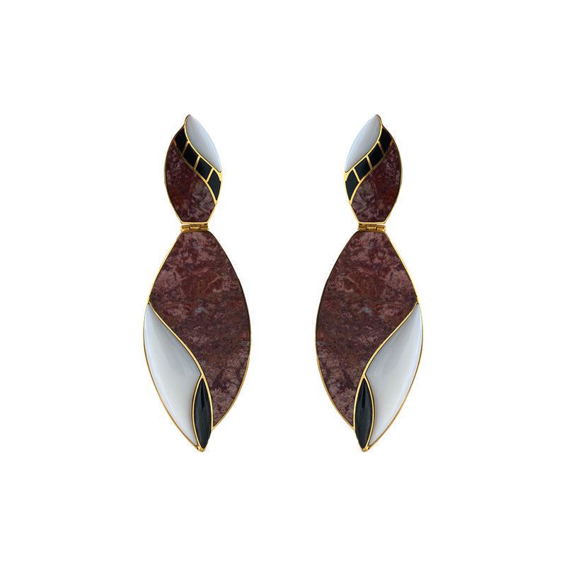 CACAO EARRINGS