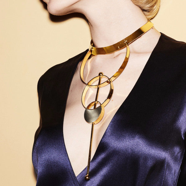 Silencio Necklace
