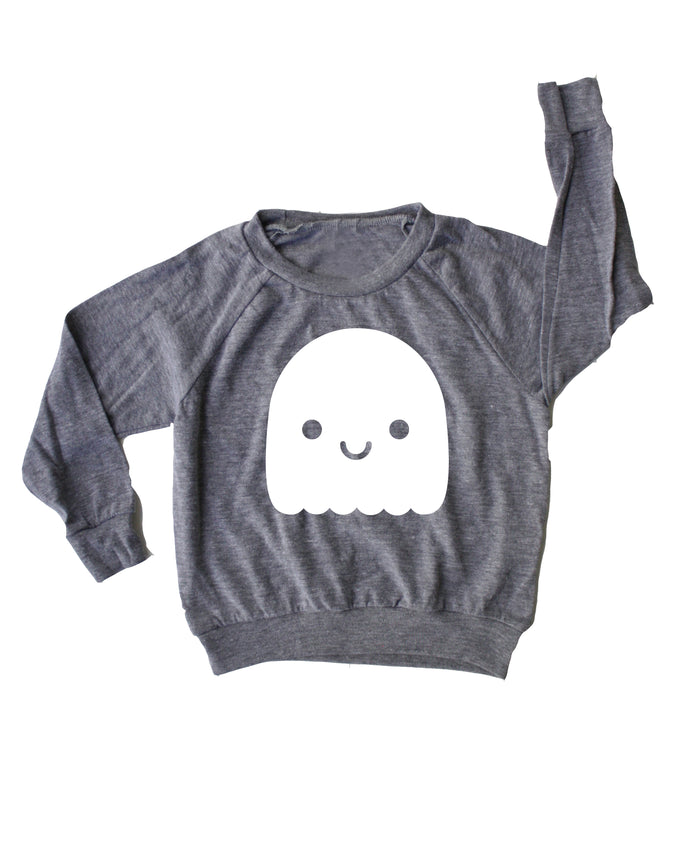 Kawaii Ghost Lightweight Pullover