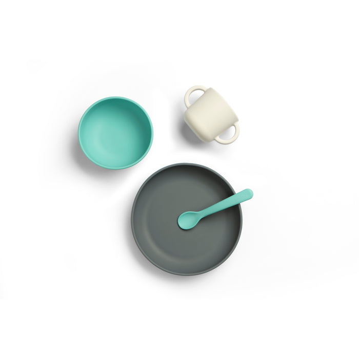 Silicon Baby Meal Set By Ekobo