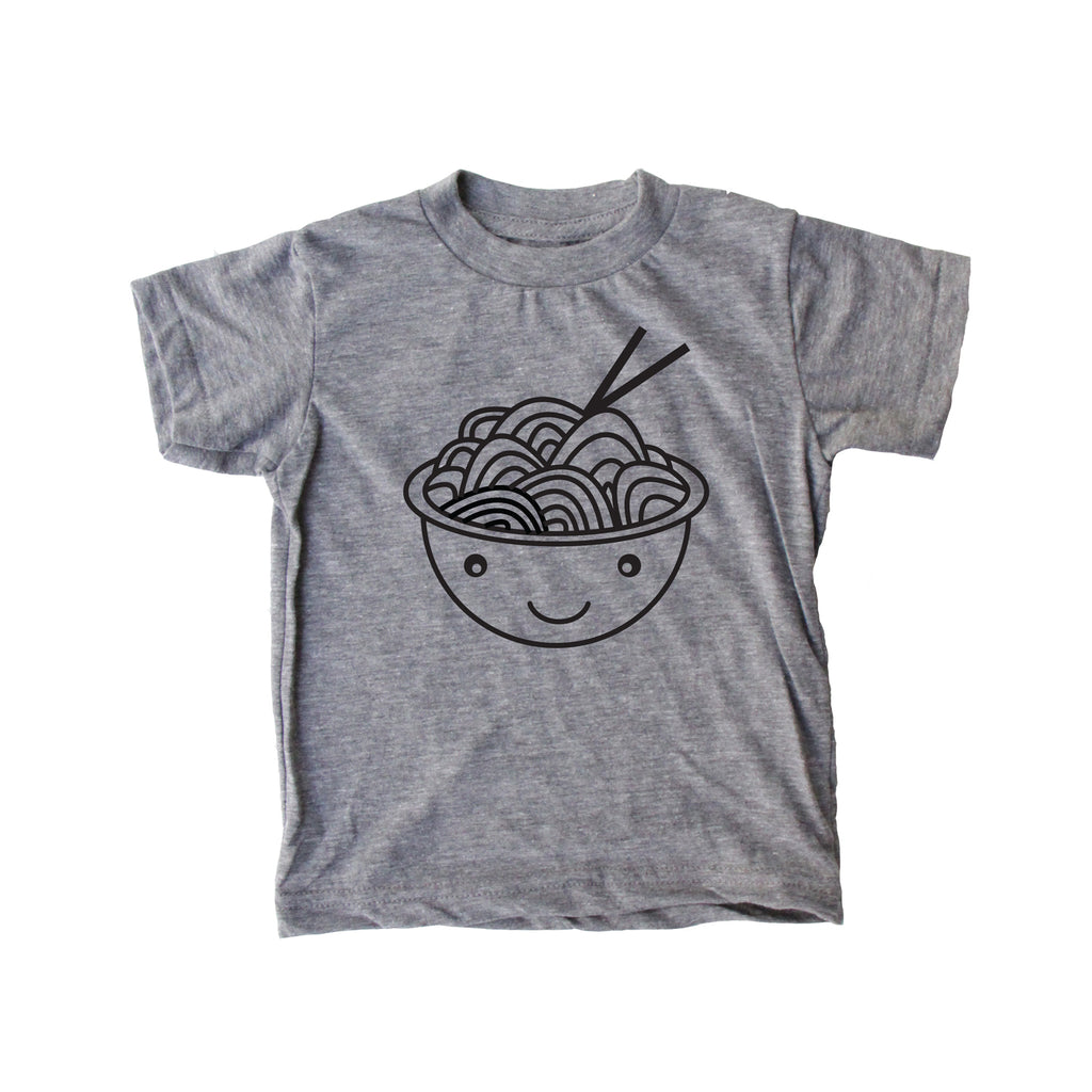 Happy Soba Baby + Kids T Shirt