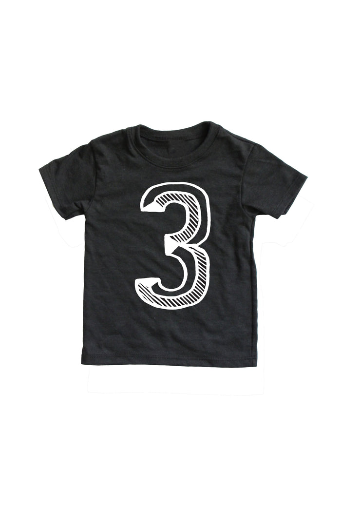 Number Three Tee