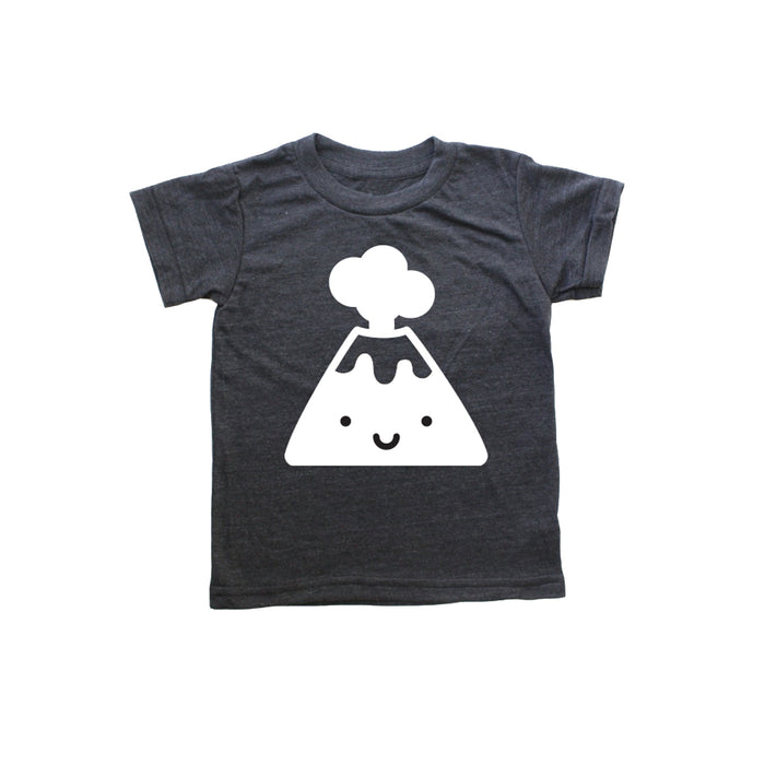 SALE Kawaii Volcano Baby + Kids Tee