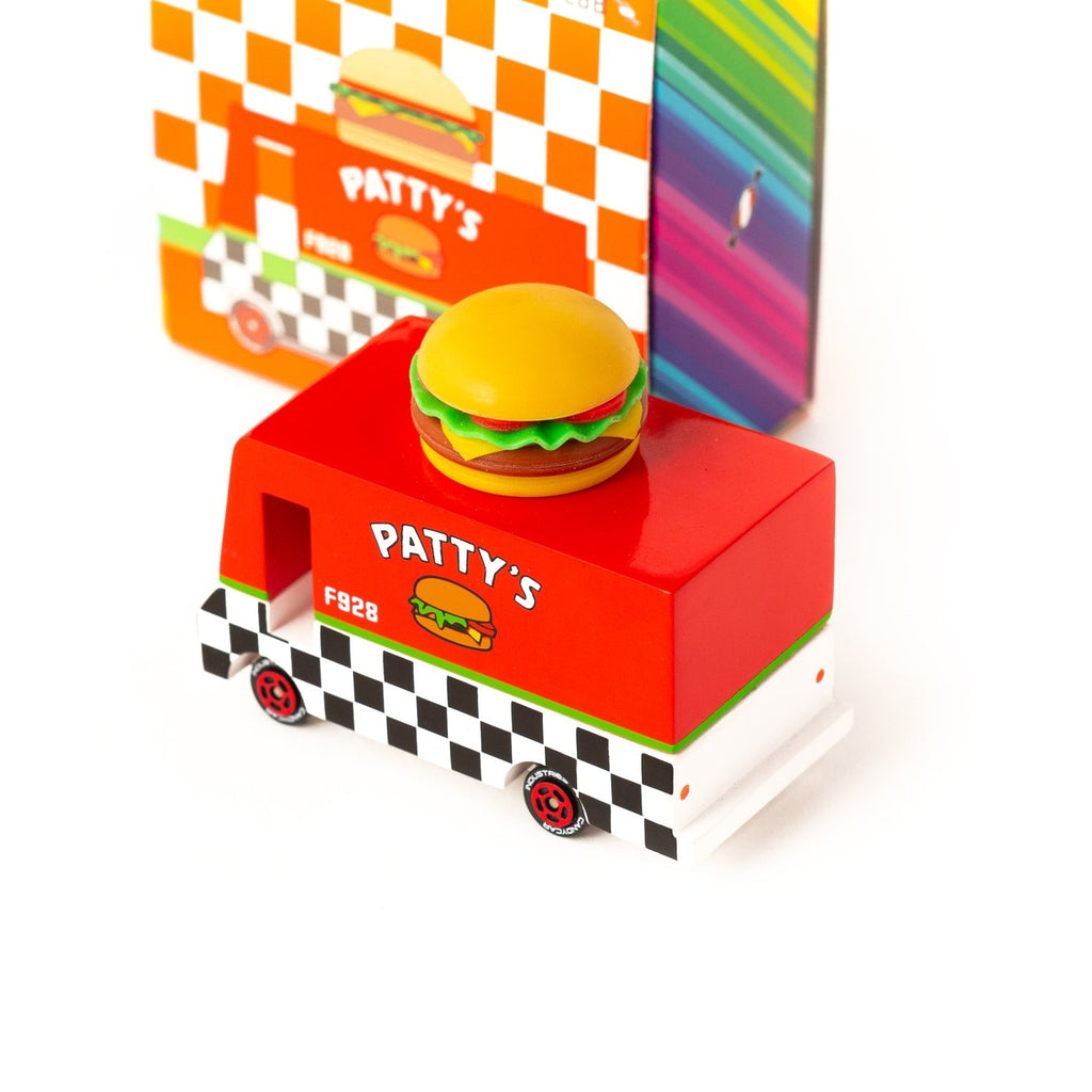 Hamburger Van by Candylab Toys