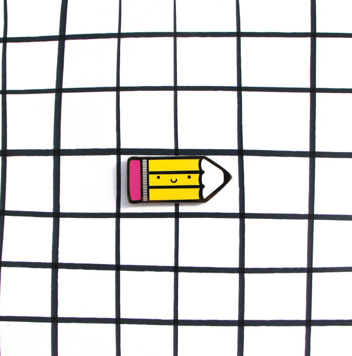 Kawaii Pencil Pin