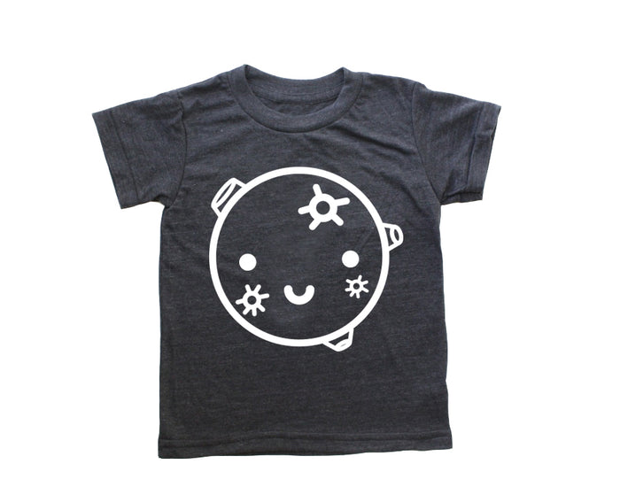 Kawaii Moon Baby + Kids Tee