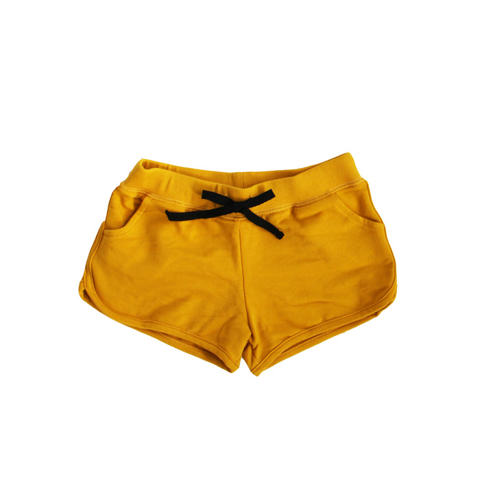 SALE Mustard Track Shorts