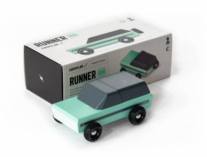 Runner by Candylab Toys