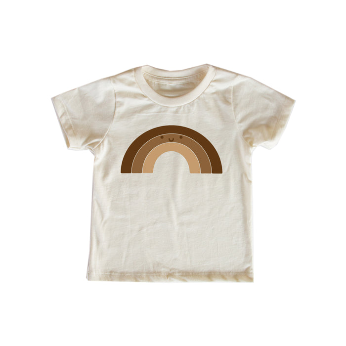 We See Color Rainbow Baby + Kids + Adult Tee