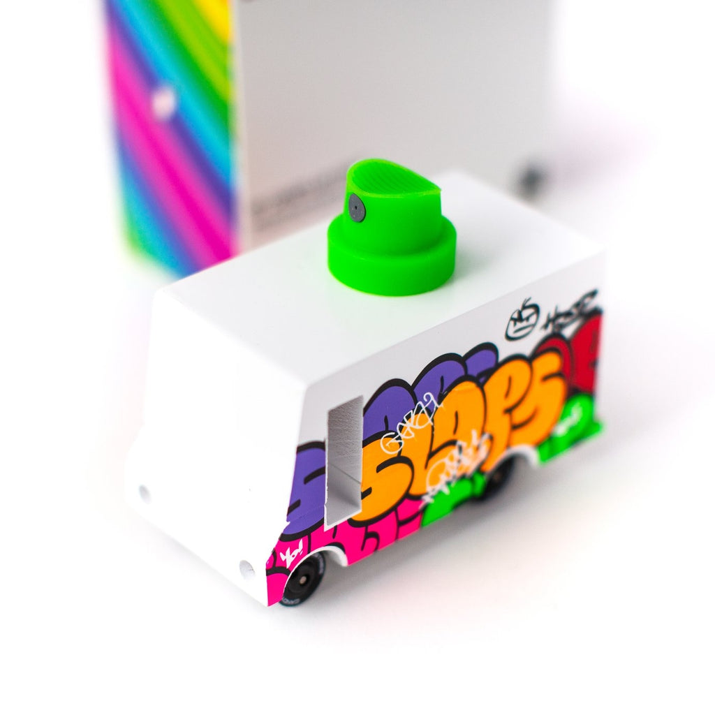 Graffiti Van by Candylab Toys