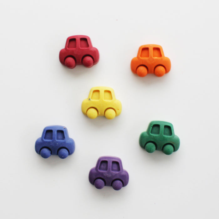 Car Eco-Friendly Crayons by Childhood Crayons