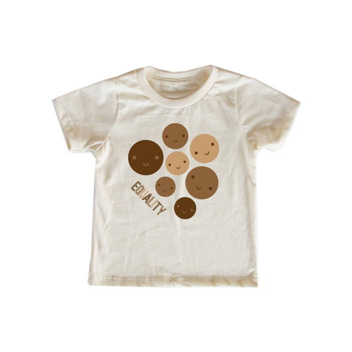 Equality Baby + Kids + Adult Tee