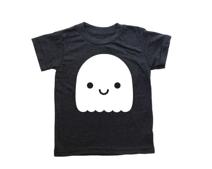 Kawaii Ghost Baby + Kids Tee