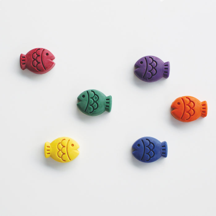 Fish Eco-Friendly Crayons By Childhood Crayons