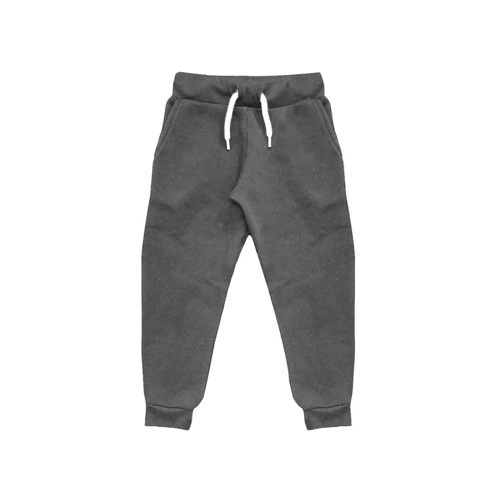 Gray Fleece Pants Baby + Kids (Matches Zip Hoodie)